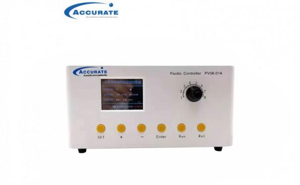 连续培养泵阀控制系统