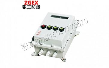 BXK系列粉尘防爆控制箱-- 乐清市张工防爆电器有限公司