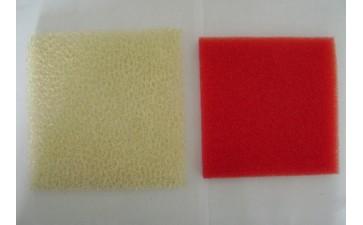 海绵过滤网PU过滤海绵口罩过滤海绵