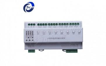 智能控制照明模块8路 16A
