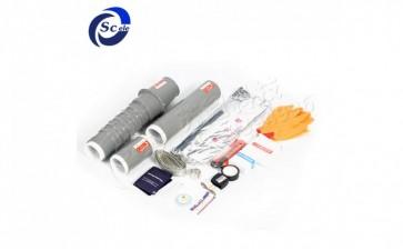 35KV电力电缆单芯冷缩户内终端-- 上海苏超电子科技有限公司